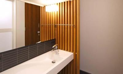 洗面脱衣室|R.504 renov.