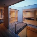 小平惠一の住宅事例「『久我山の家』狭小地に建つ、光と風を感じる住まい」