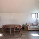『岡本の家』木の温もりを感じる心地よい住まい