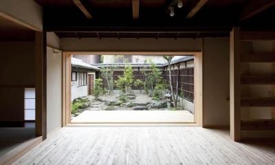 『左京の町家』築100年以上の京町家をリノベーション