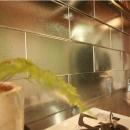 キッチン-正面壁