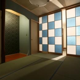 K's residence (和モダンな和室)