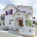 (株)ヤマヒサの住宅事例「Y様邸「素材の質感までこだわった体も心も喜ぶナチュラル空間」」
