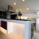 (株)ヤマヒサの住宅事例「T様邸「斬新なプランで遊びごころを取り入れた開放的な家」」