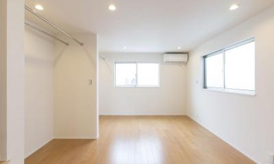 川崎の家 (寝室1)