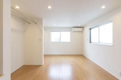 寝室1 (川崎の家)