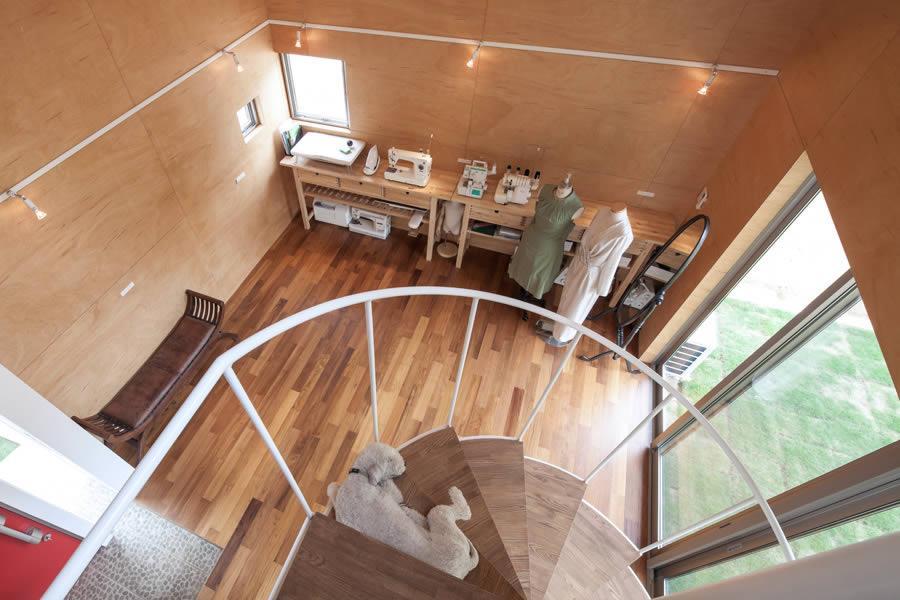 建築家:小野澤 裕子「『よみうりランド前の家』仕事と主婦業の両立がしやすい住まい」