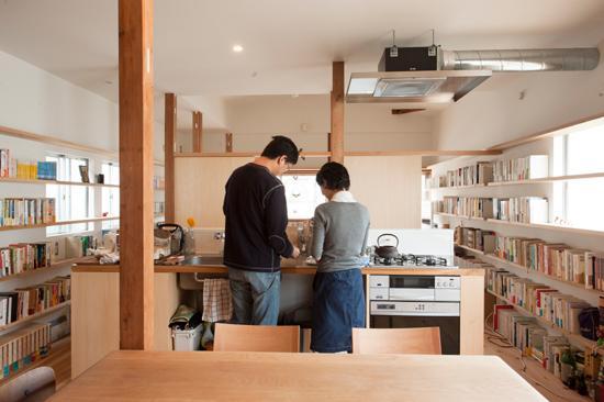 建築家:荒木毅「『矢来の家(減築)』過去の記憶や温もりを残す減築リフォーム」