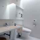 荒木毅の住宅事例「『片瀬山の家2』景色を楽しめる屋上デッキのある住まい」