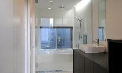 塩尻の家 (浴室)