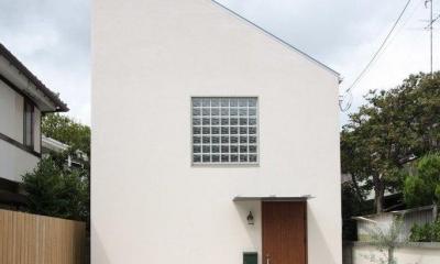 『永福の家』光と風が通り抜ける、明るくかわいらしい住宅