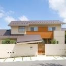 川口亜稀子の住宅事例「『クローバー house』オリーブの木が家族を見守る住まい」