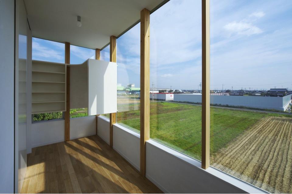 建築家:葛川かおる「『ノンちゃんのいえ』家族の気配・風景がひとつながりの家」