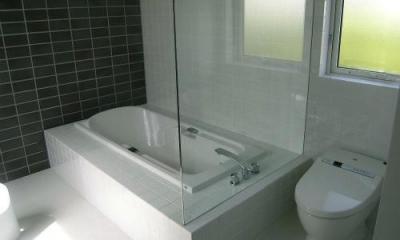 浴室・トイレ|『house @ ck』大人シンプルモダンな住まい