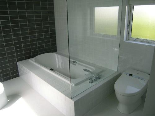『house @ ck』大人シンプルモダンな住まいの部屋 浴室・トイレ