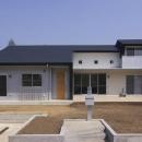 神澤 宣次の住宅事例「高崎U邸・石土間のある家」