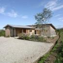 今井ヒロカズの住宅事例「『須田の家』雄大なロケーションに建つアトリエ付き平屋住宅」