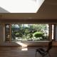 『銭函 光庭の家』質感の深みが感じられるシンプルな住まい