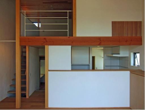建築家:宮田恵実「『AR-house』敷地段差を活かした2世帯住宅」