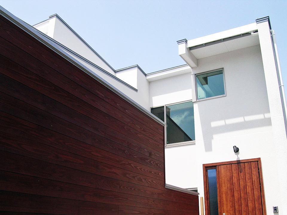 『楽しむ家』ホームシアター・サウナ・ブランコのある家の部屋 楽しむ家-外観