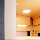 『楽しむ家』ホームシアター・サウナ・ブランコのある家