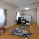 将来2部屋に分けられる子供部屋 (『菰野の民家再生』開放感・一体感のある住まい)
