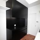 キッチン-背面収納