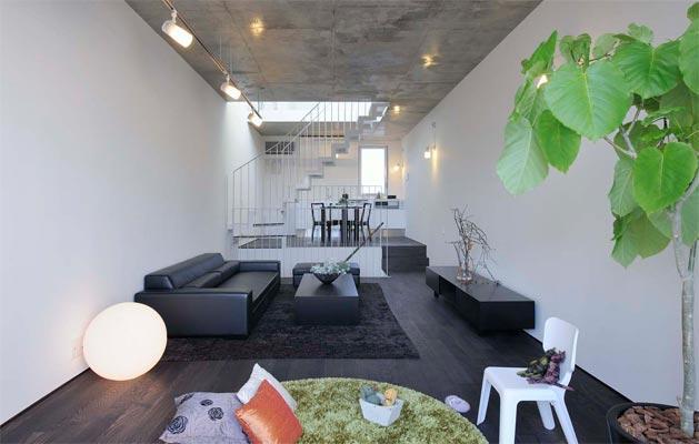 デザイナー:INTERLUDE「『モデルルーム Sunlight of calm』彩り豊かな住まい」