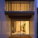 『富木島の家』クール&斬新デザインの都会的な住まい