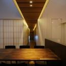 日野桂子の住宅事例「『HOUSE YT』洗練されたスタイリッシュな住宅」