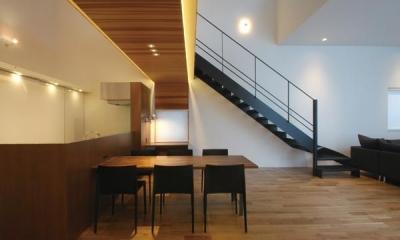 『HOUSE YT』洗練されたスタイリッシュな住宅
