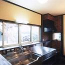 佐藤 公治の住宅事例「土間を楽しむ現代民家 光と風が通り抜ける家」