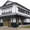 佐藤 公治の住宅事例「町家民家の移築再生 土間を取り込む新生活町家」