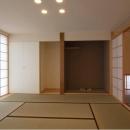 仏間・床の間を設けた和室