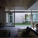 半谷彰英の住宅事例「『凹[ou]』内と外の関係性を持つ住宅」