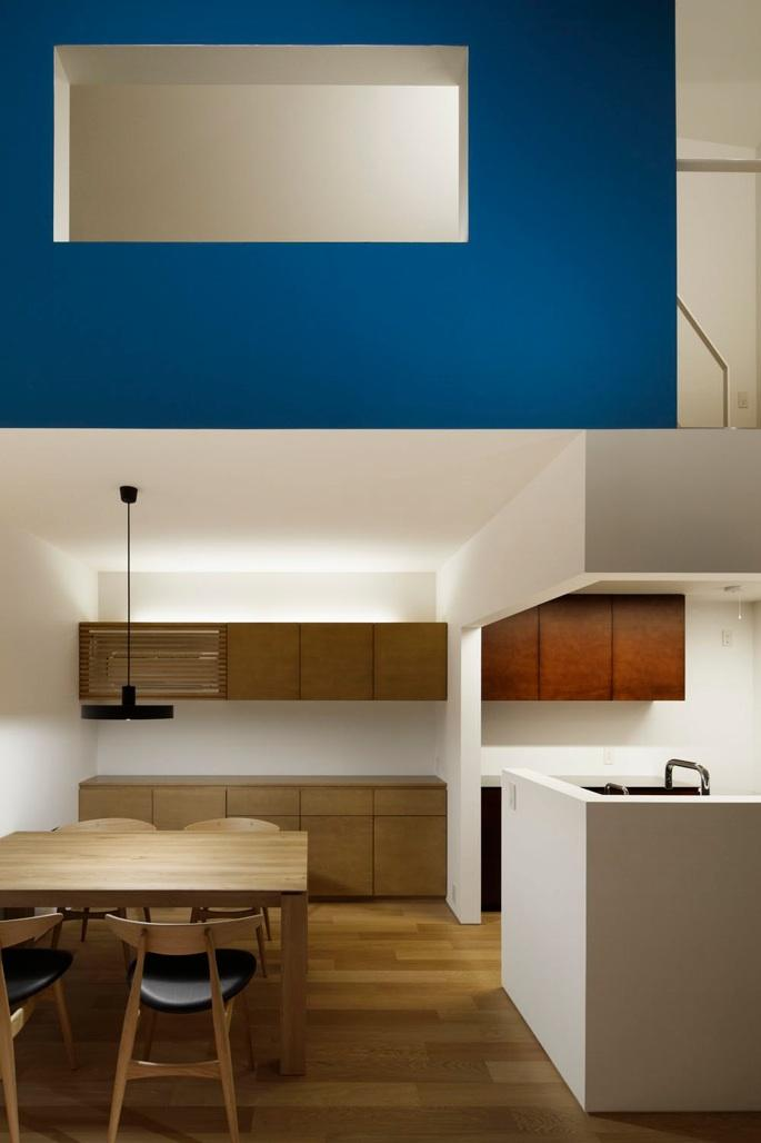 建築家:半谷彰英「『big&small boxes』大きなハコの中に小さなハコをちりばめた家」