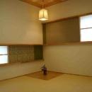 村松 謙一の住宅事例「『和光の家1』木の質感溢れる温かな住まい」