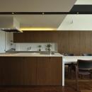 大田 司の住宅事例「『太陽と風の門』光と風と景色をとりこむシンプルモダン住宅」