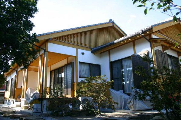 YG邸・木の温もりを感じる和風住宅の部屋 和の趣き漂う外観