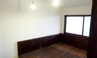 川口のマンション (寝室)