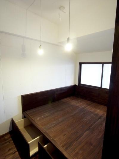 寝室 (川口のマンション)