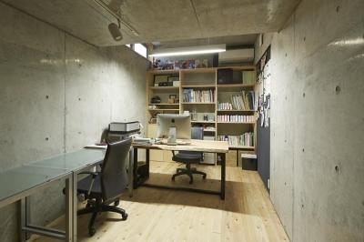 オフィス (前川の住宅)