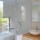 謡口志保の住宅事例「『稜線の家』様々な風景と居場所を生み出す平屋住宅」