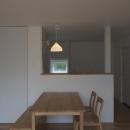 『豊田町の家 』心地よい距離感の二世帯住宅