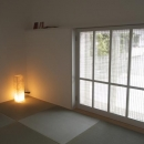 山田誠一の住宅事例「『豊田町の家 』心地よい距離感の二世帯住宅」