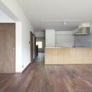 後藤智揮の住宅事例「『二子玉川の家』風が通り抜ける落ち着きのある空間に」