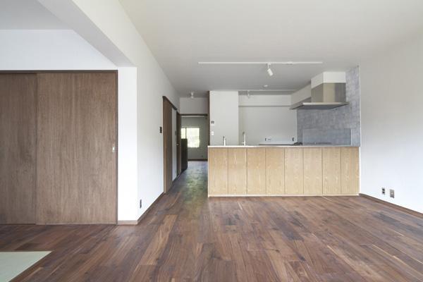 建築家:後藤智揮「『二子玉川の家』風が通り抜ける落ち着きのある空間に」