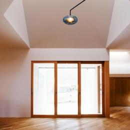 『奇箱 / KIBAKO』明るく開放的な、豊かな空間づくり (明るく開放的なLDK-2)