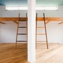 間宮晨一千デザインスタジオの住宅事例「『奇箱 / KIBAKO』明るく開放的な、豊かな空間づくり」