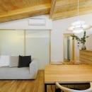 『岡崎・城南町の家』明るく健康的な二世帯住宅
